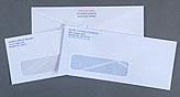Window Commercial Envelopes