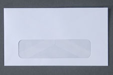 COMMERCIAL - BUSINESS WINDOW ENVELOPES White #6-3/4  3-5/8 x 6-1/2