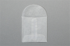 GLASSINE ENVELOPES Translucent 2 x 2