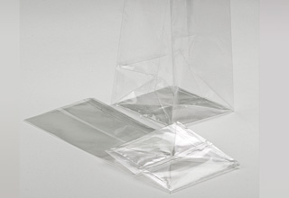 PREMIUM ECO CLEAR BAG Clear 2-1/2 x 2-1/2