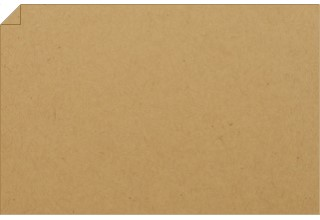 KRAFT-TONE ENVELOPES AND PAPER Brown Box 12-1/2 x 19